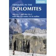 Trekking in the Dolomites Cicerone