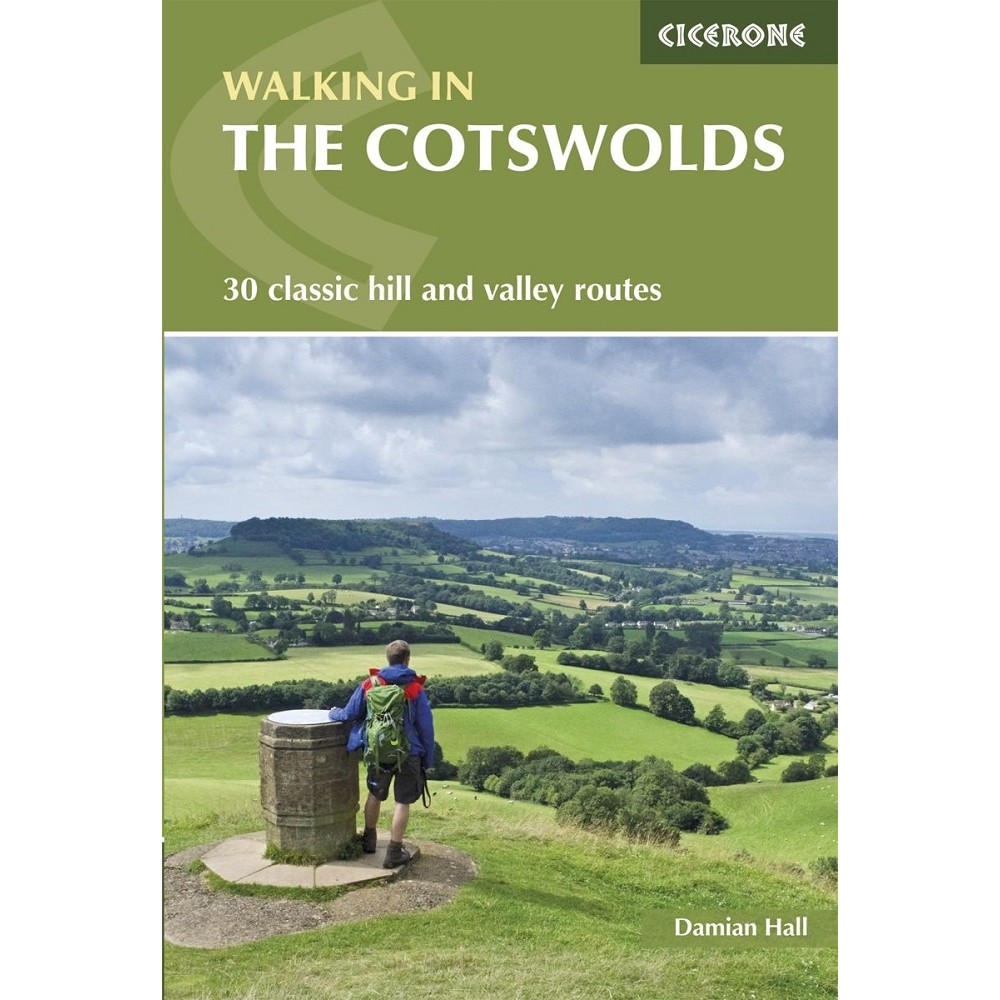 Walking in the Cotswolds Cicerone