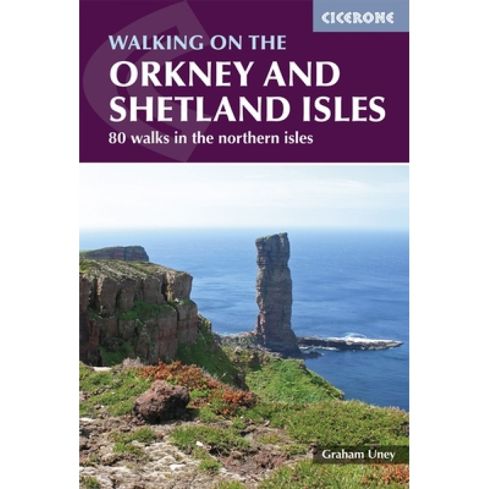 Walking on the Orkney and Shetland isles Cp