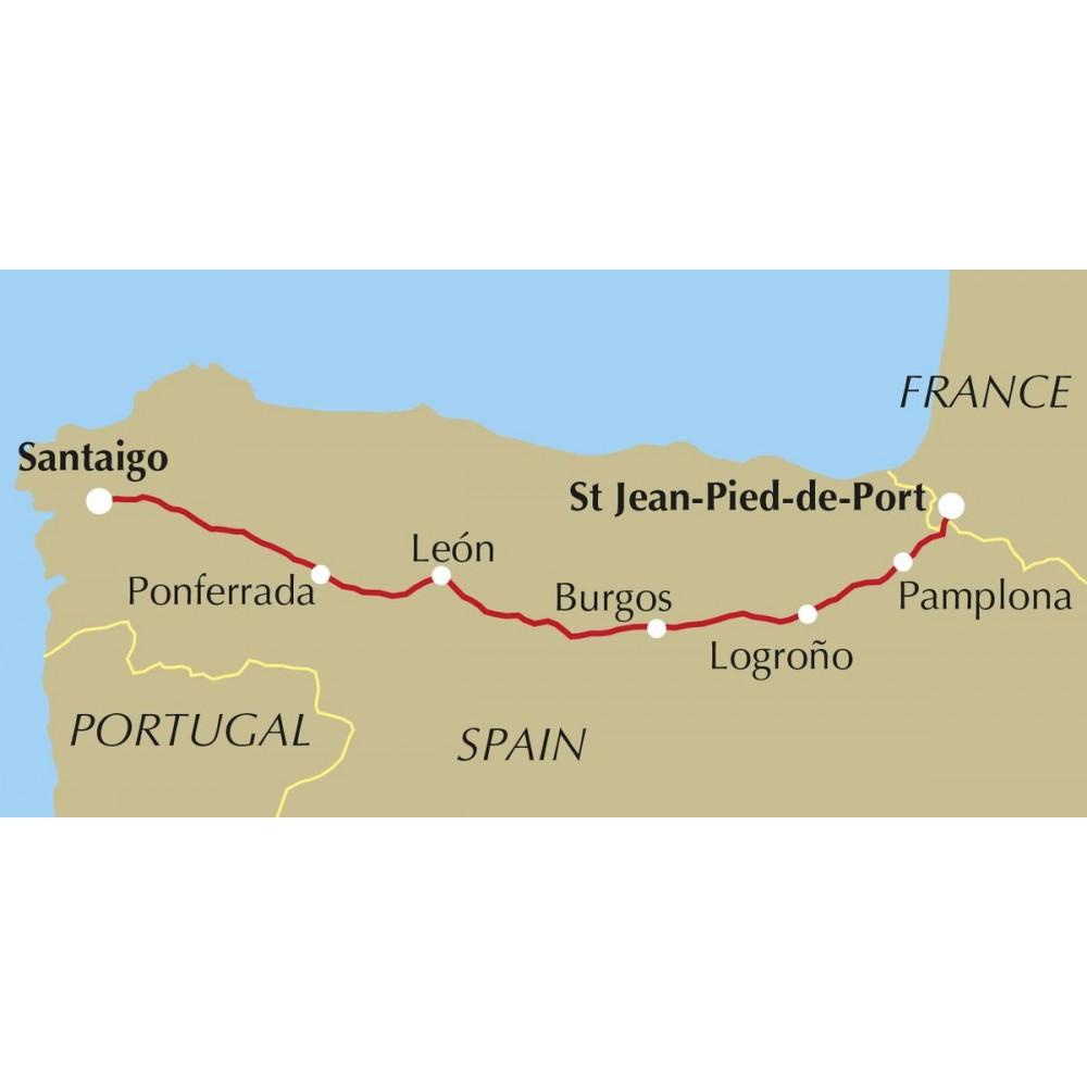Cycling the Camino de Santiago Cicerone