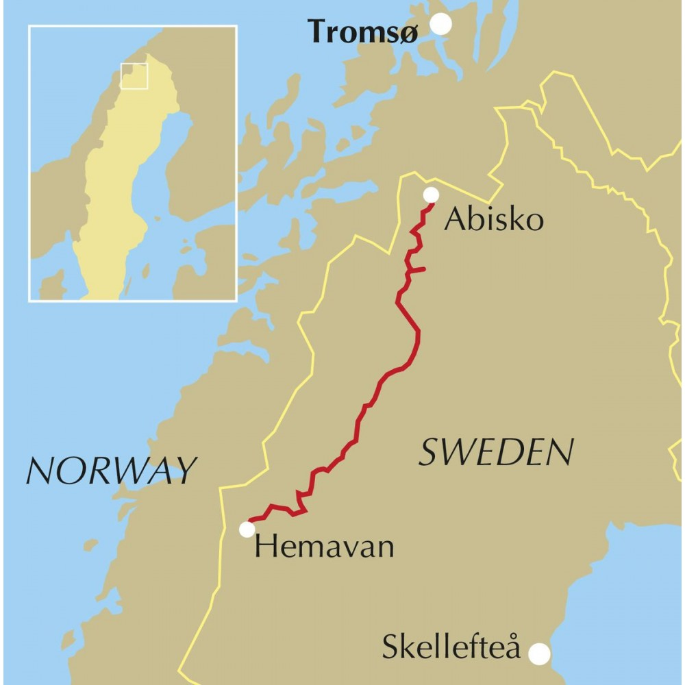 Trekking the Kungsleden