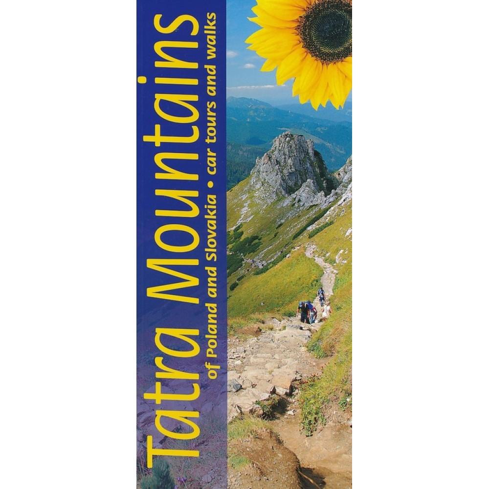 Tatra Mountains of Poland and Slovakia Sunflower
