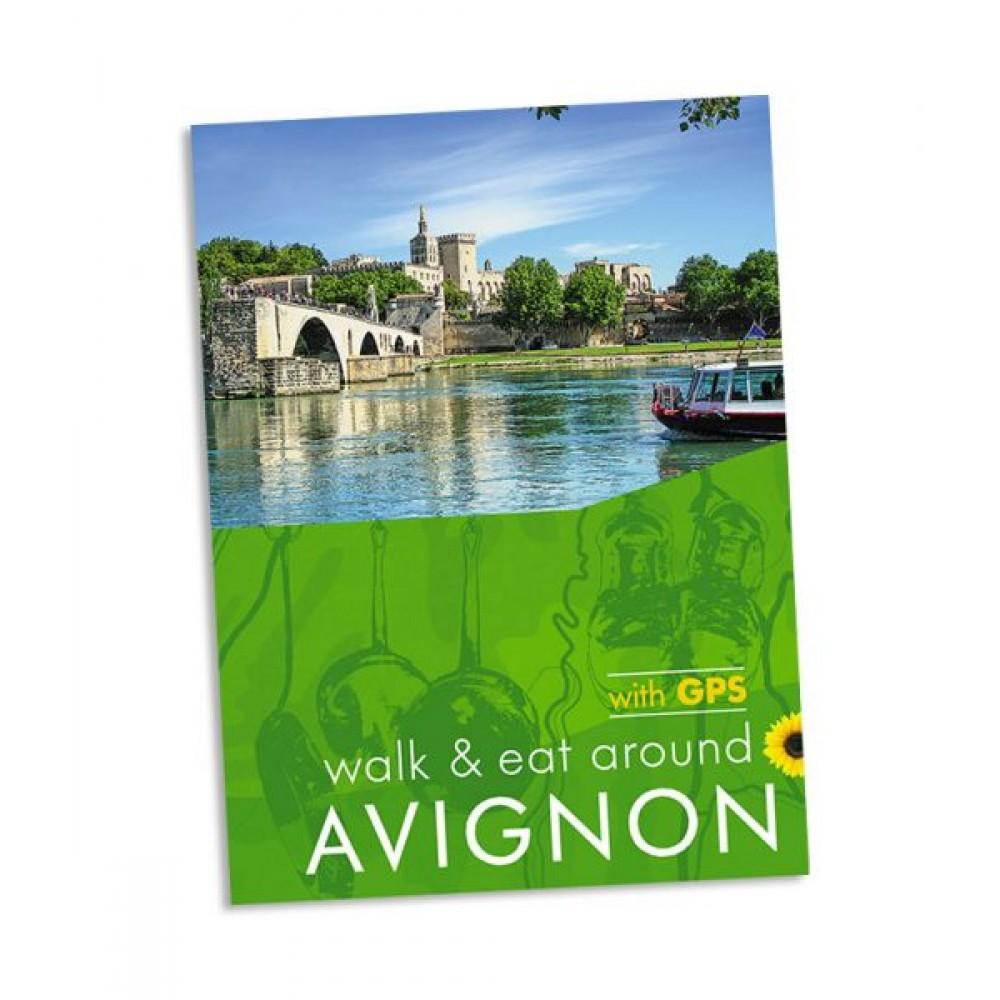 Avignon Walk & Eat Sunflower