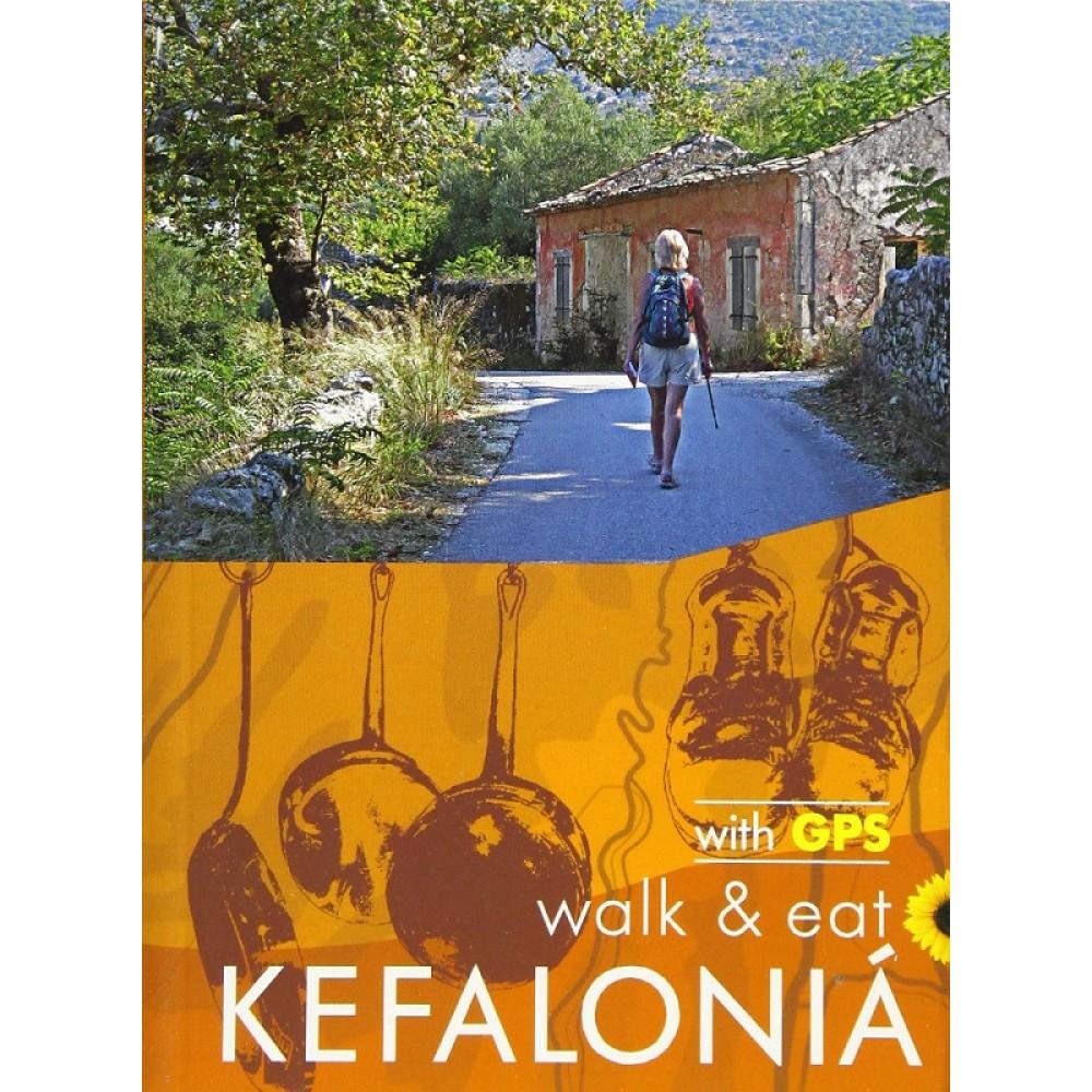 Kefalonia Walk & Eat Sunflower
