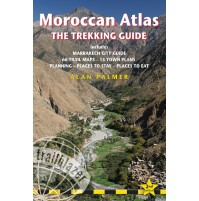 Moroccan Atlas the Trekking Guide Trailblazer