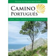 Camino Portugues Map and Guide
