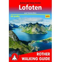 Lofoten and Vesterålen Rother Walking Guide