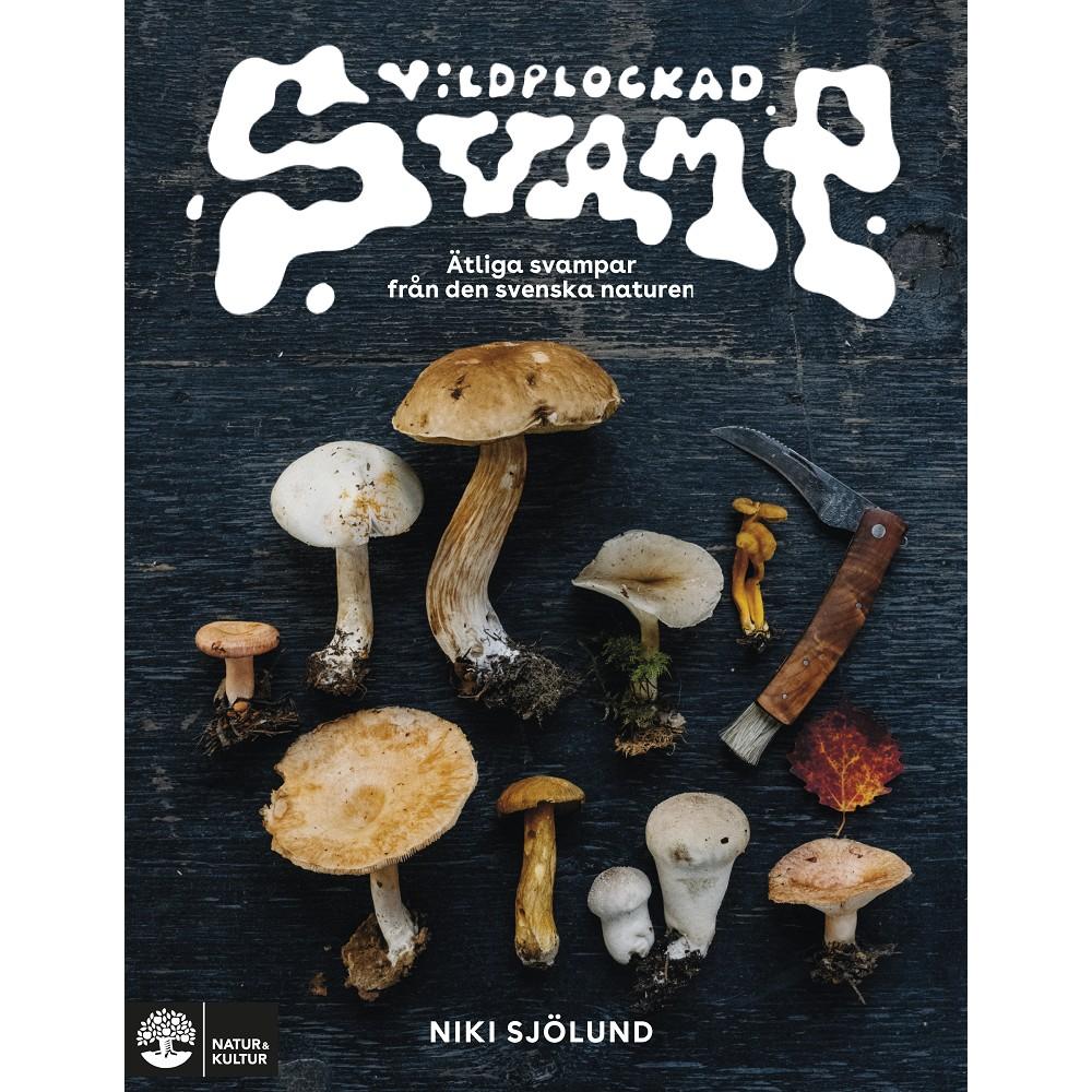 Vildplockad svamp