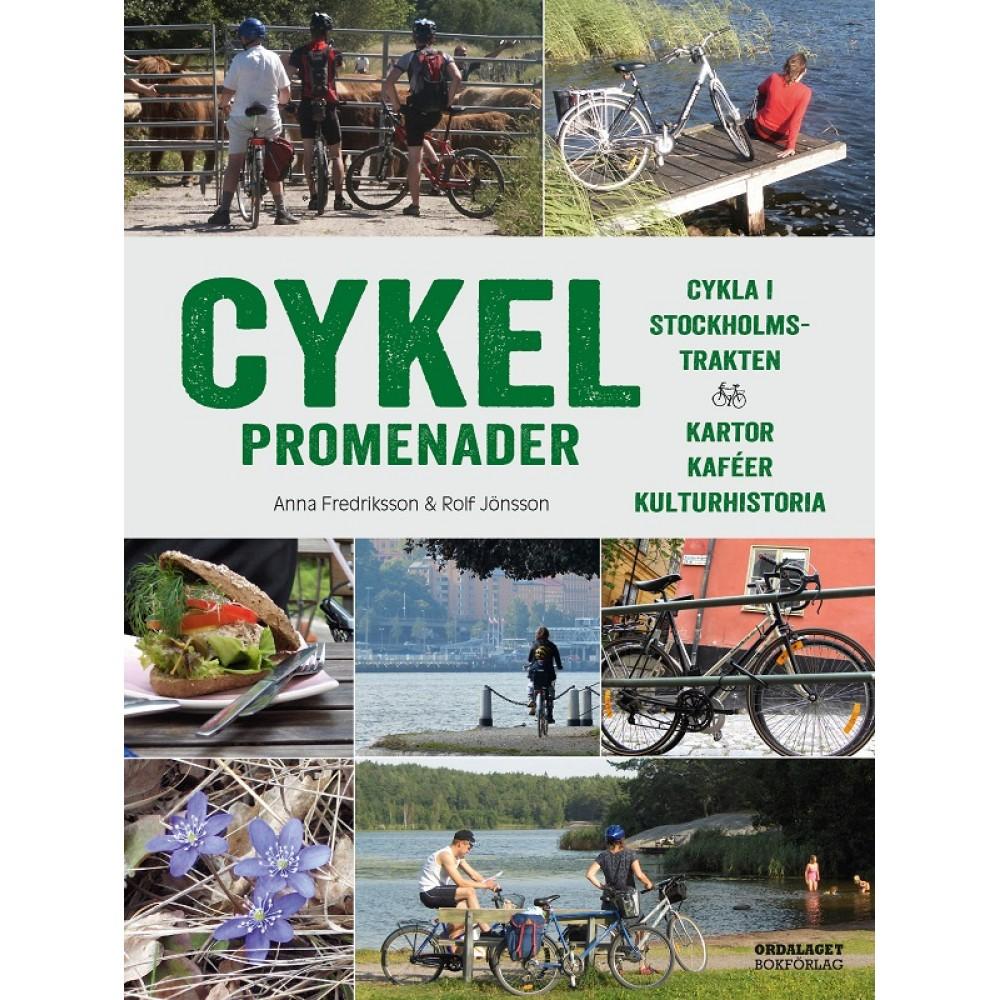 Cykelpromenader i Stockholmstrakten