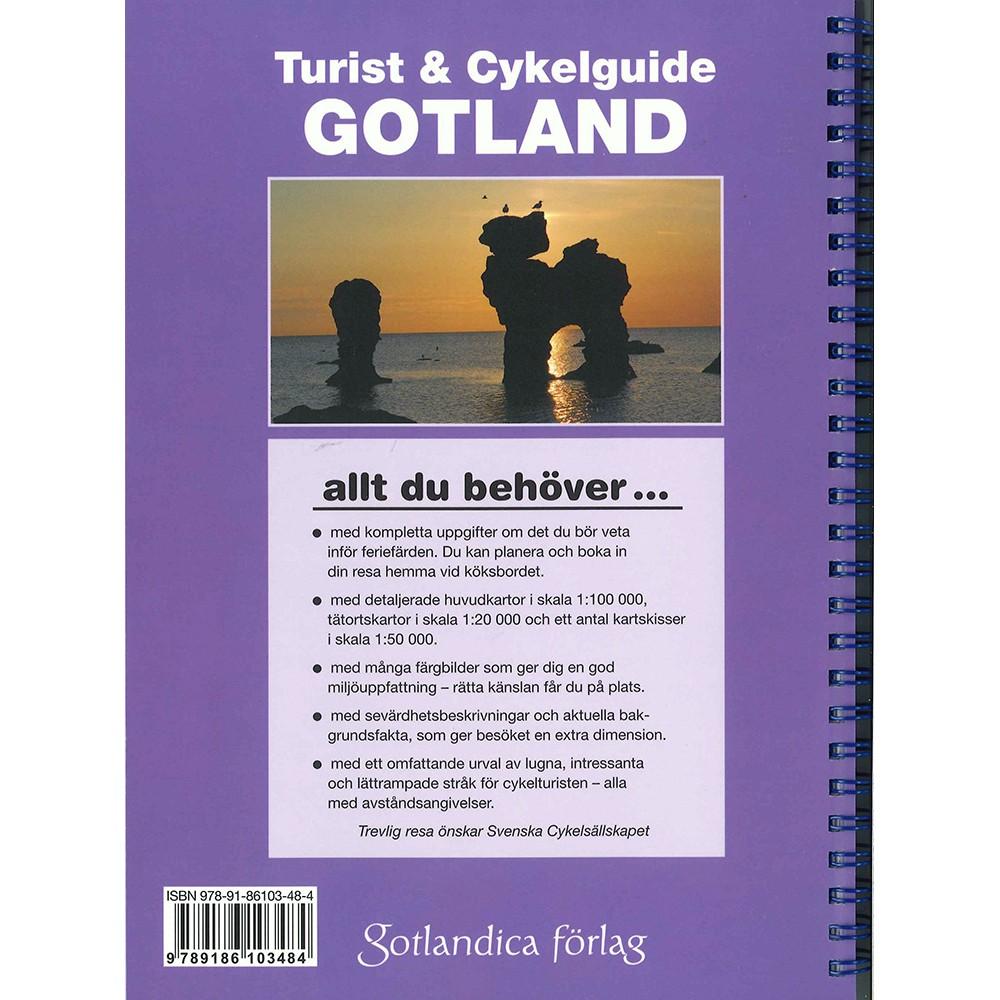 Turist och Cykelguide Gotland