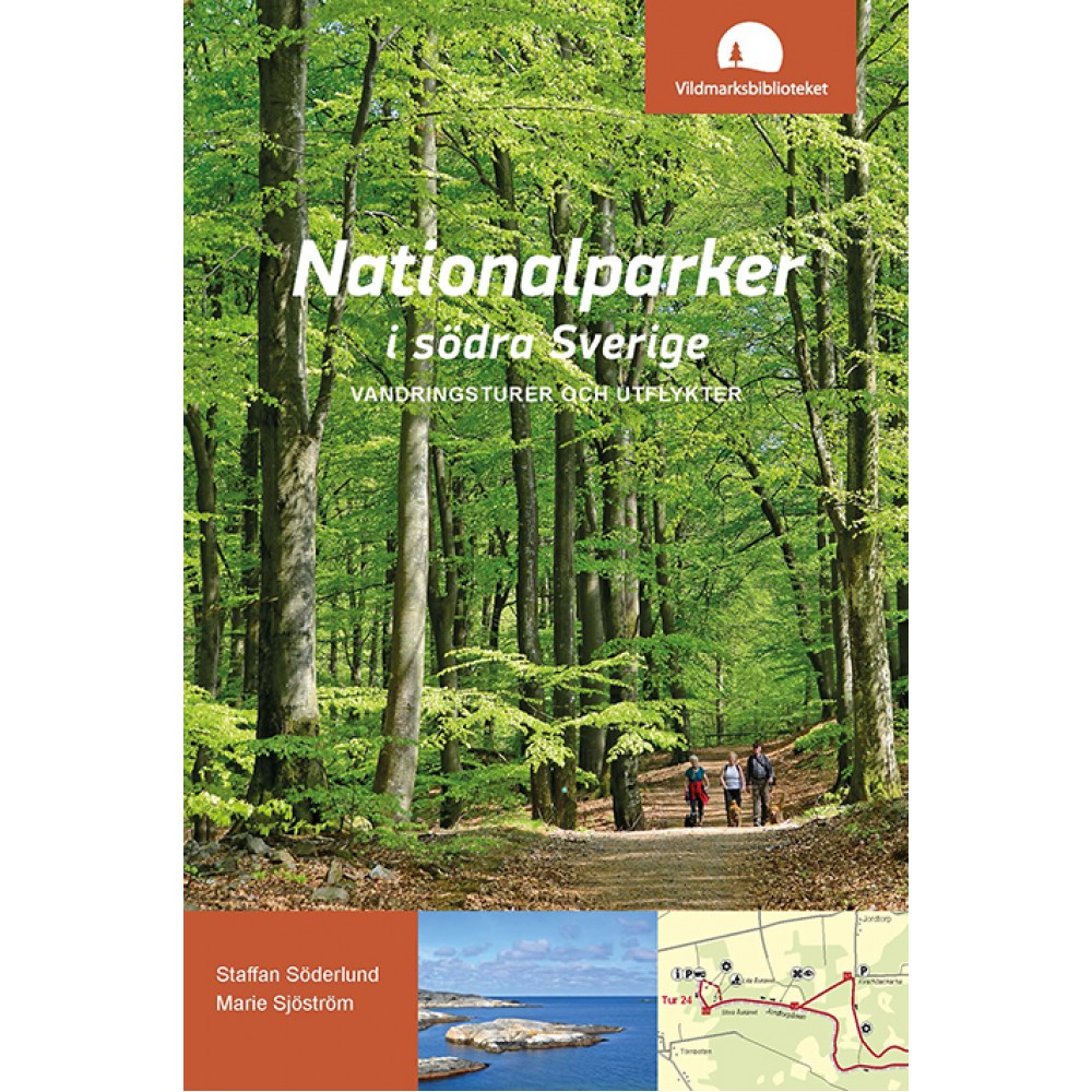 Nationalparker i södra Sverige