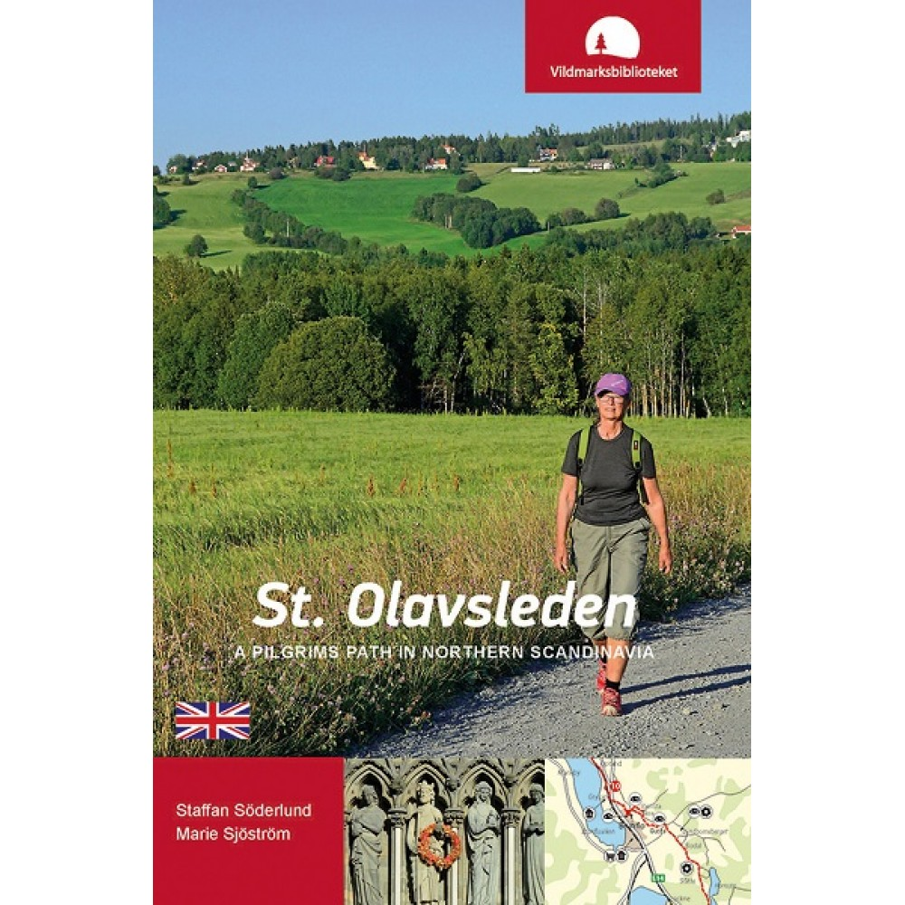 St. Olavsleden - a pilgrims path in northern Scandinavia