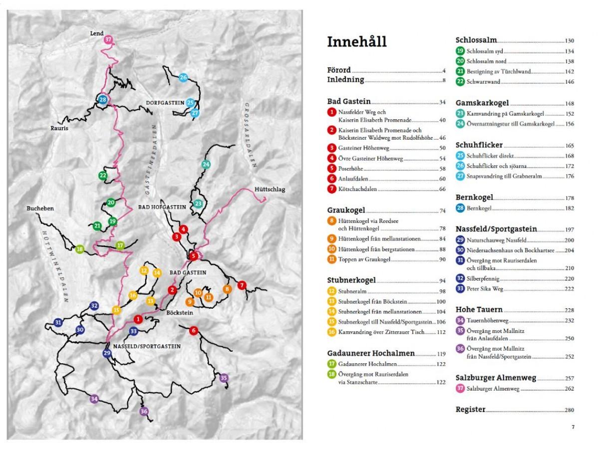 Kop Vandra I Alperna Bad Gastein Med Snabb Leverans Kartbutiken Se