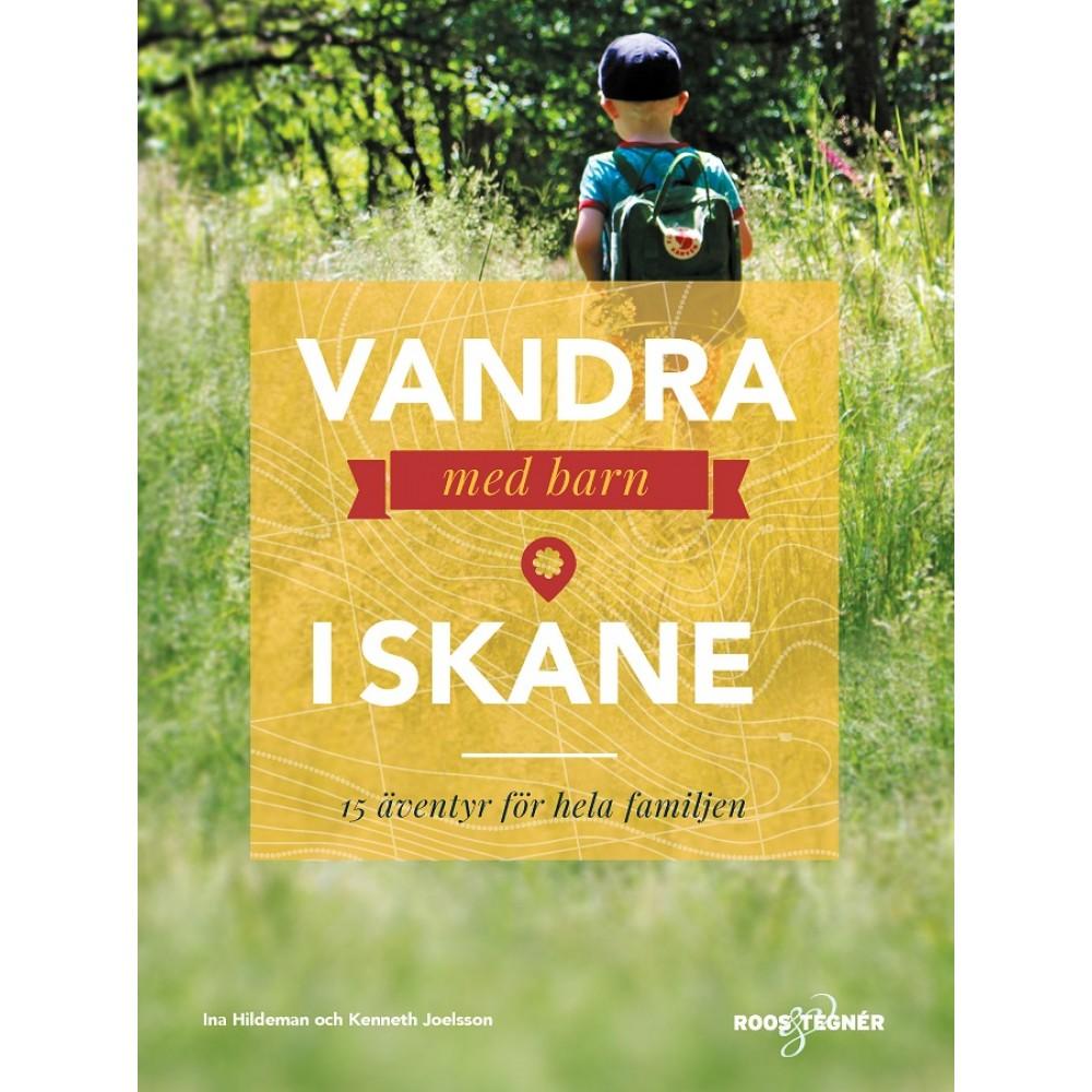 Vandra med barn i Skåne