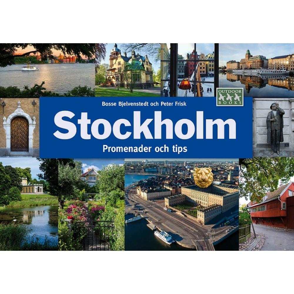 Stockholm - 10 promenader och tips
