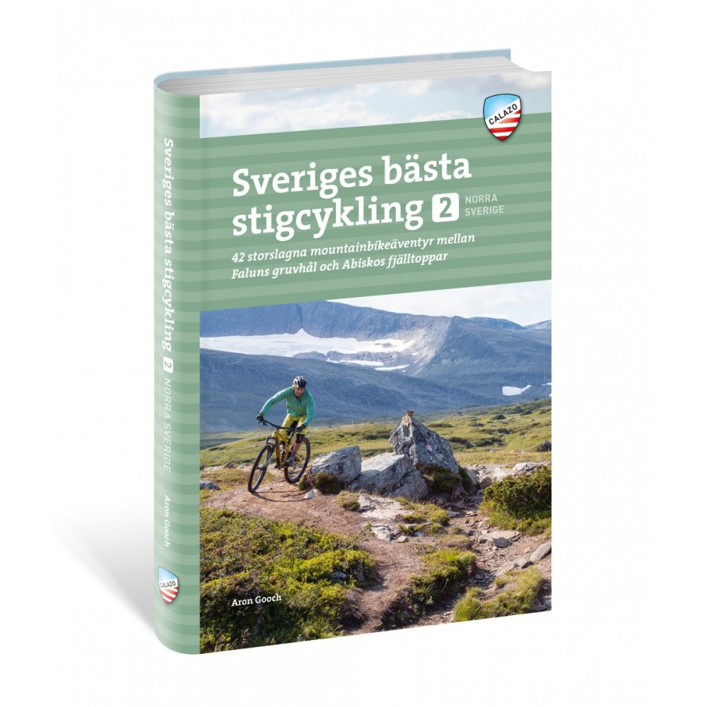 Sveriges bästa stigcykling 2 Norra Sverige