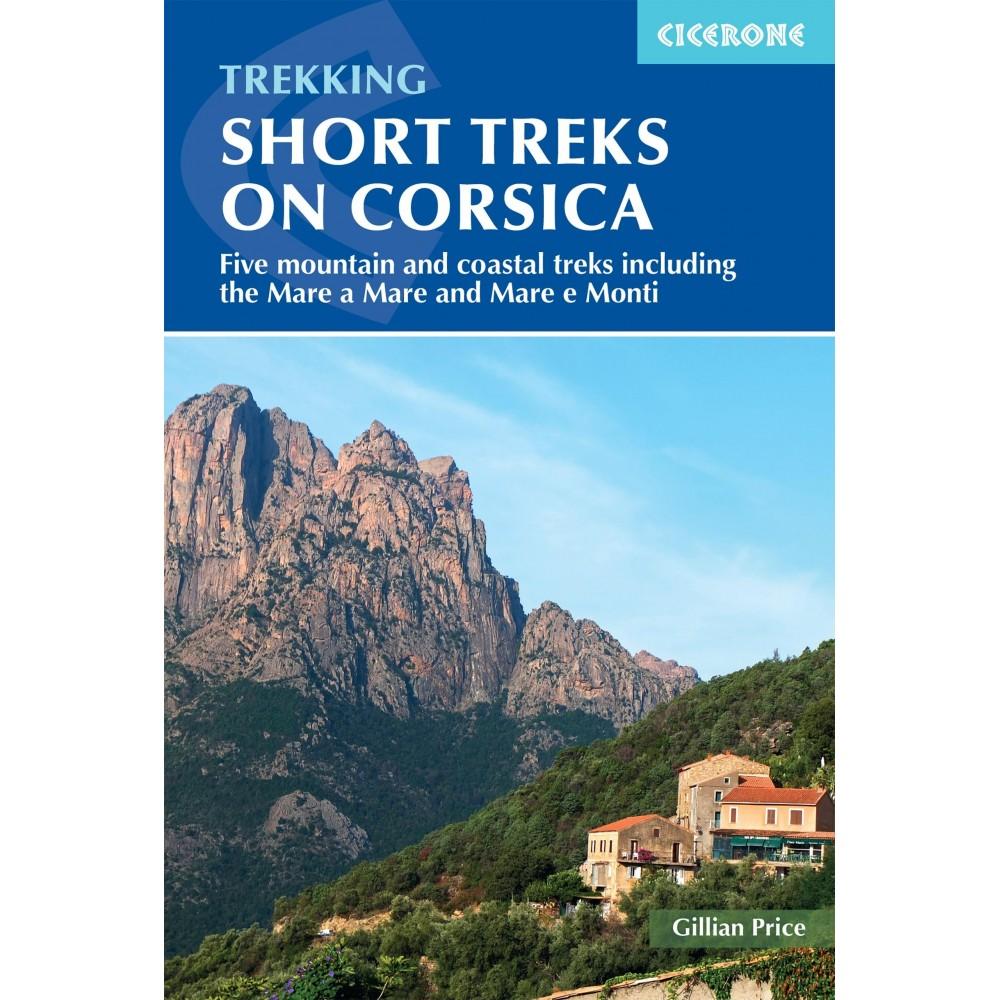 Short Treks on Corsica Cicerone