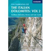 Via Ferratas of the Italian Dolomites Vol 2