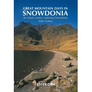 Great Mountain Days in Snowdonia Cicerone