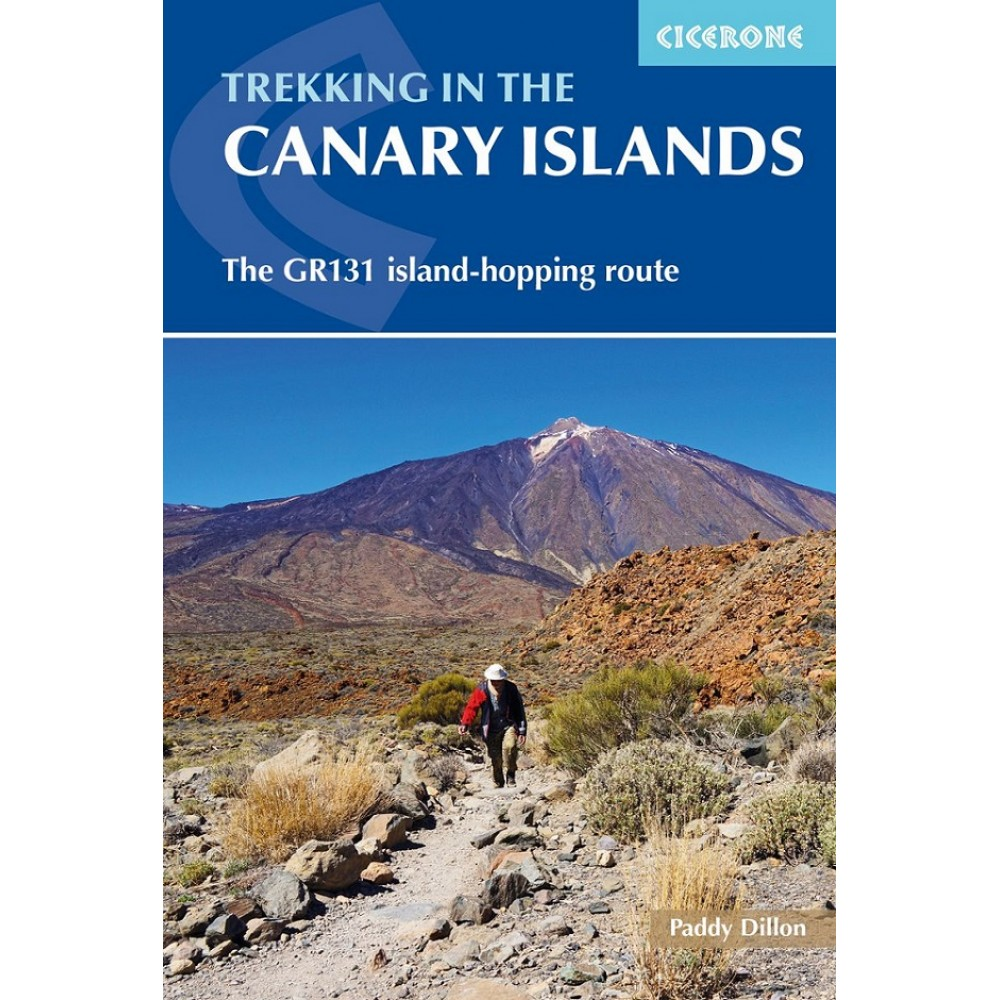 Trekking in the Canary Islands Cicerone
