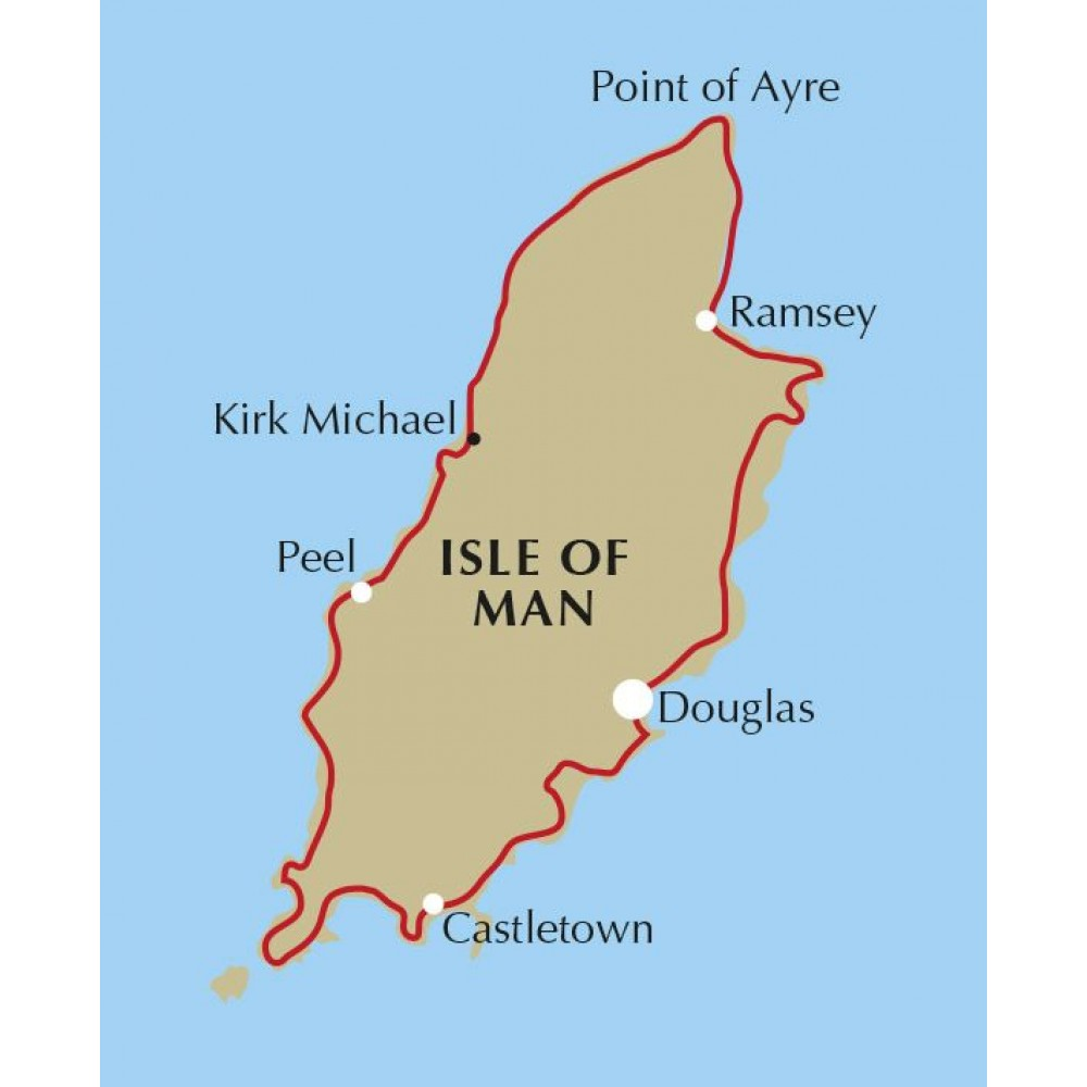 Isle of Man Coastal Path
