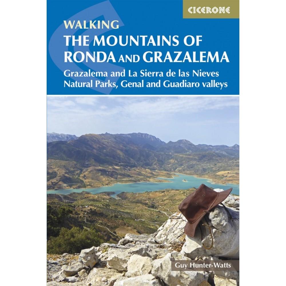 The Mountains of Ronda and Grazalema Cicerone