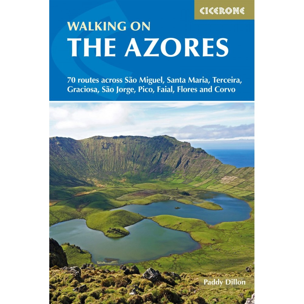 The Azores Walking, Cicerone