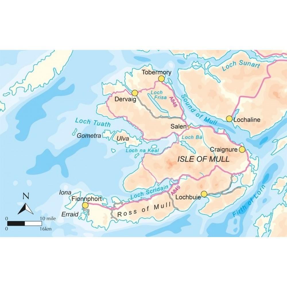 Walking the Isle of Mull