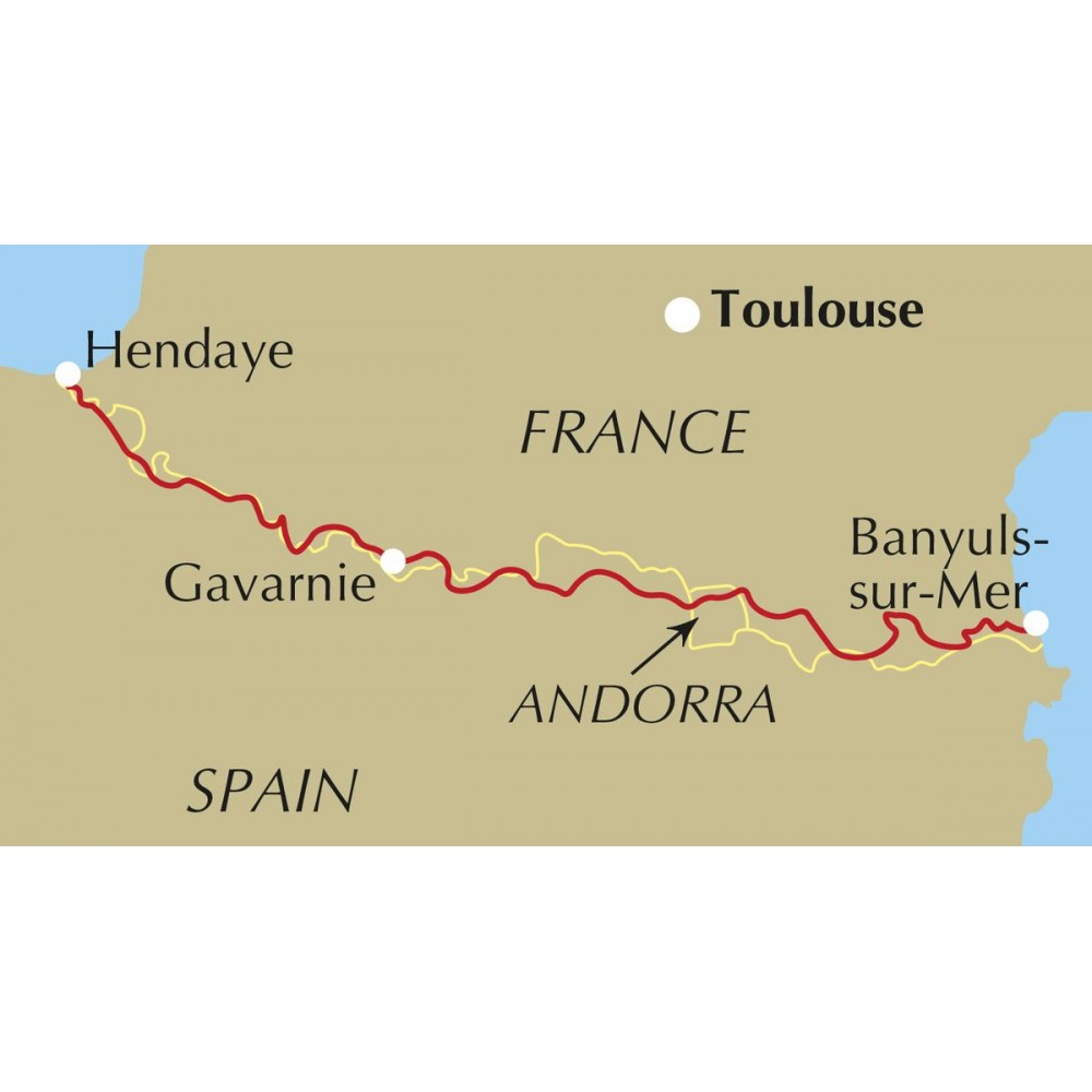 The Pyrenean Haute Route