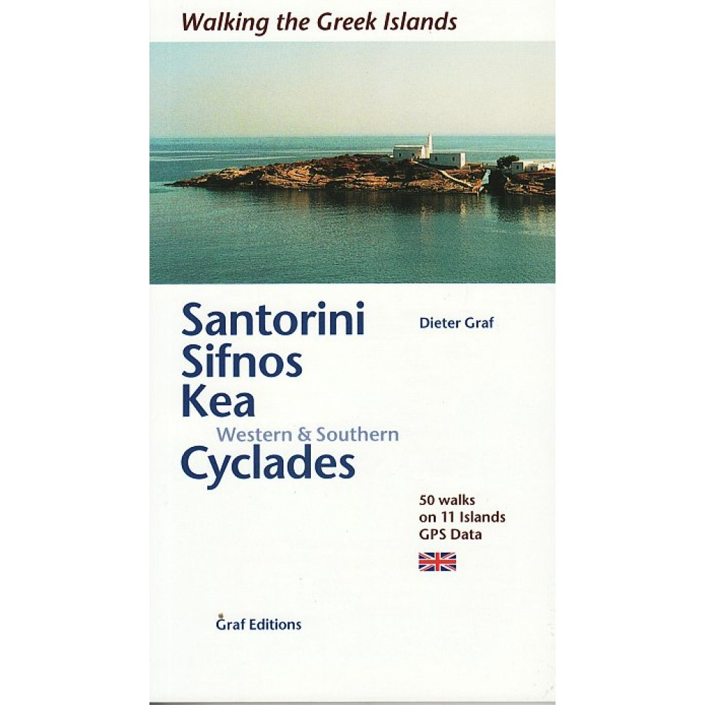 Santorini, Sifnos, Kea, Western & Southern Cyclades