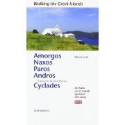 Amorgos, Naxos, Paros, Cyclades - Walking the Greek Islands