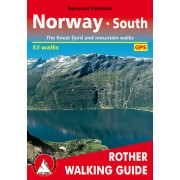 Norway South Rother Walking Guide