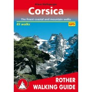 Corsica Rother Walking Guide