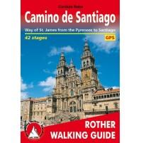 Camino de Santiago Rother Walking Guide