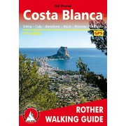 Costa Blanca Rother Walking Guide