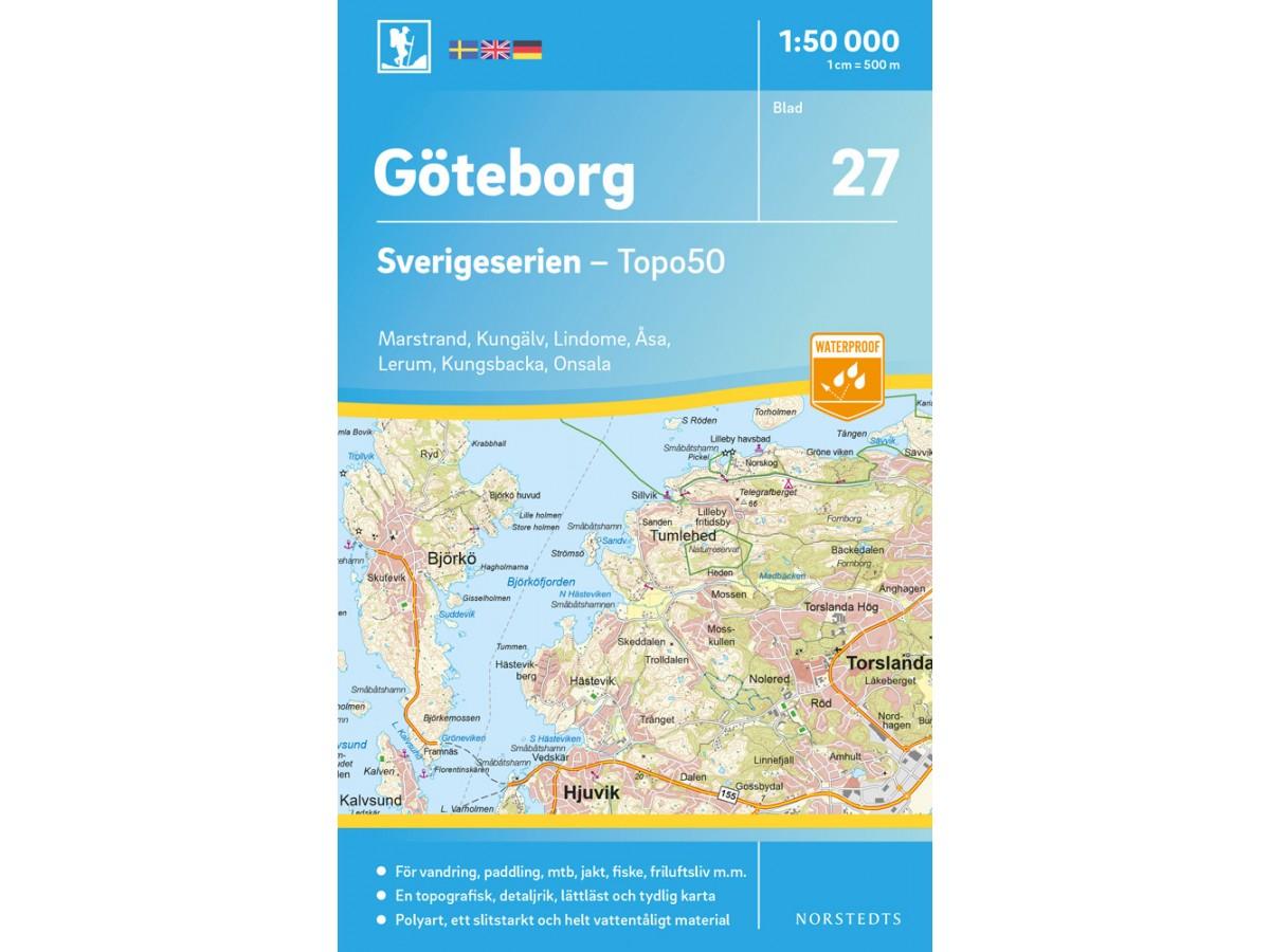 Kop 27 Goteborg Sverigeserien 1 50 000 Med Snabb Leverans