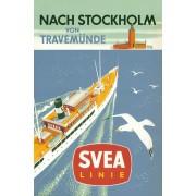 Vykort Nach Stockholm von Travemünde