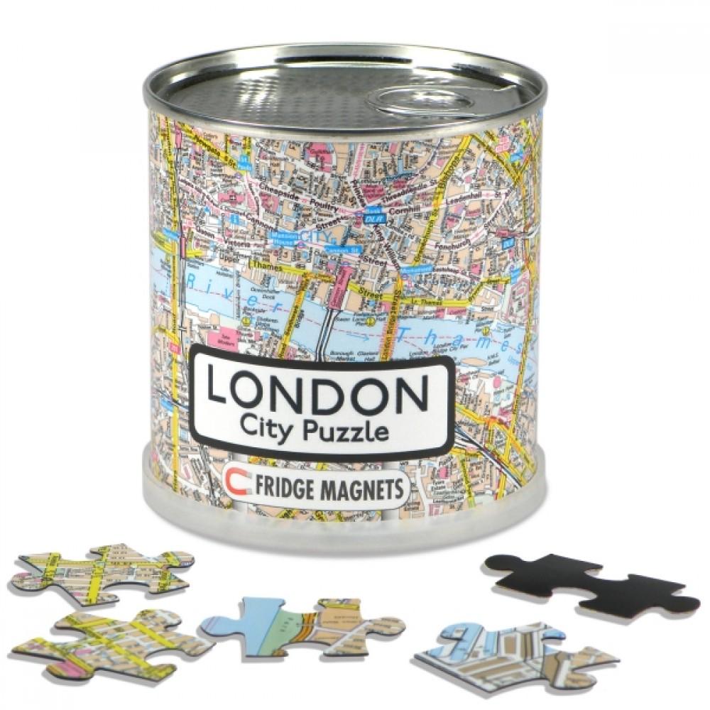 London City Magnetic Puzzle