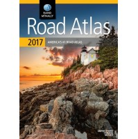 USA Roadatlas 2017 RandMcNally