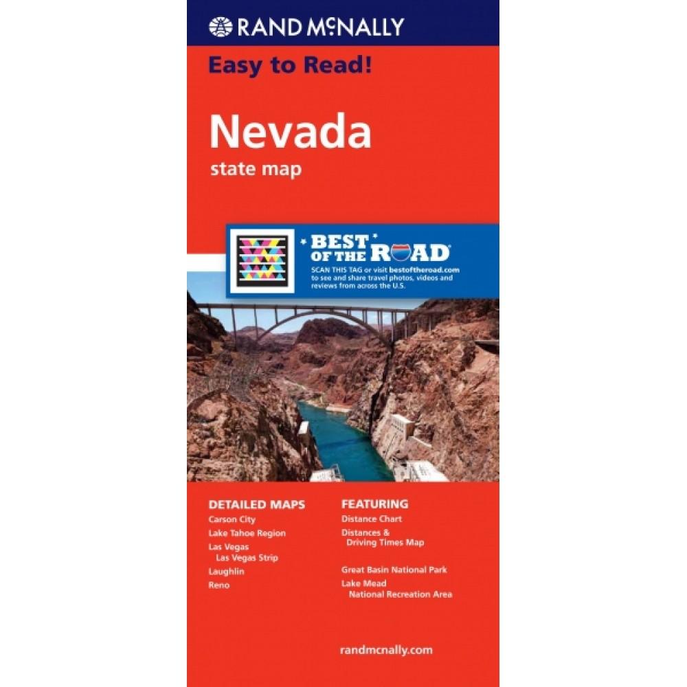 Nevada Rand McNally