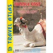 Mellanöstern Travel Atlas ITM