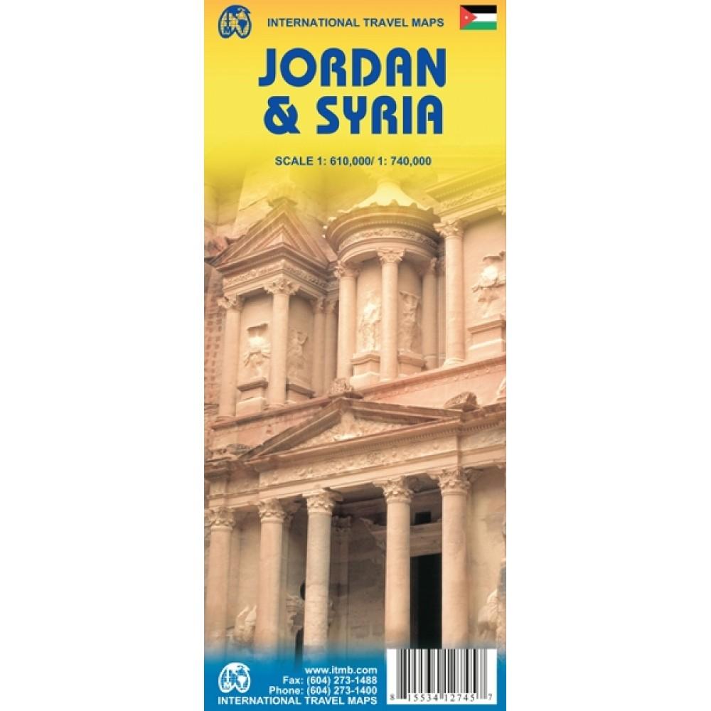 Jordanien Syrien ITM