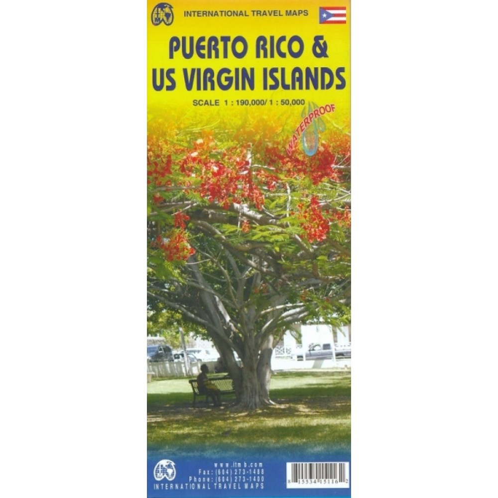 Puerto Rico Jungfruöarna (us) ITM