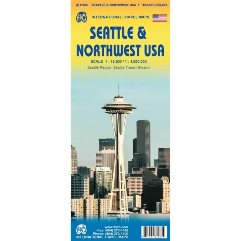 Seattle Nordvästra USA ITM