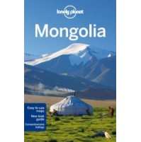 Mongolia Lonely Planet