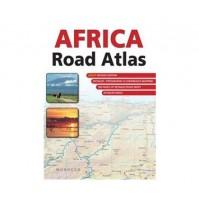 Afrika Road Atlas Map Studio