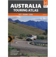 Australien Touring Atlas Hema