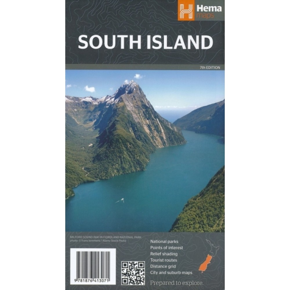 Nya Zeeland Södra ön Hema