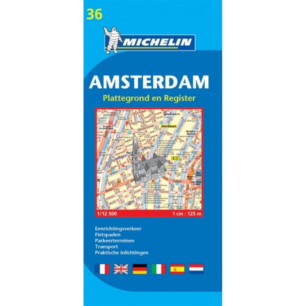Amsterdam Michelin