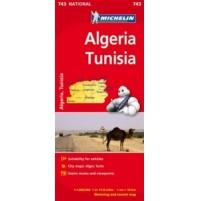 Algeriet Tunisien Michelin